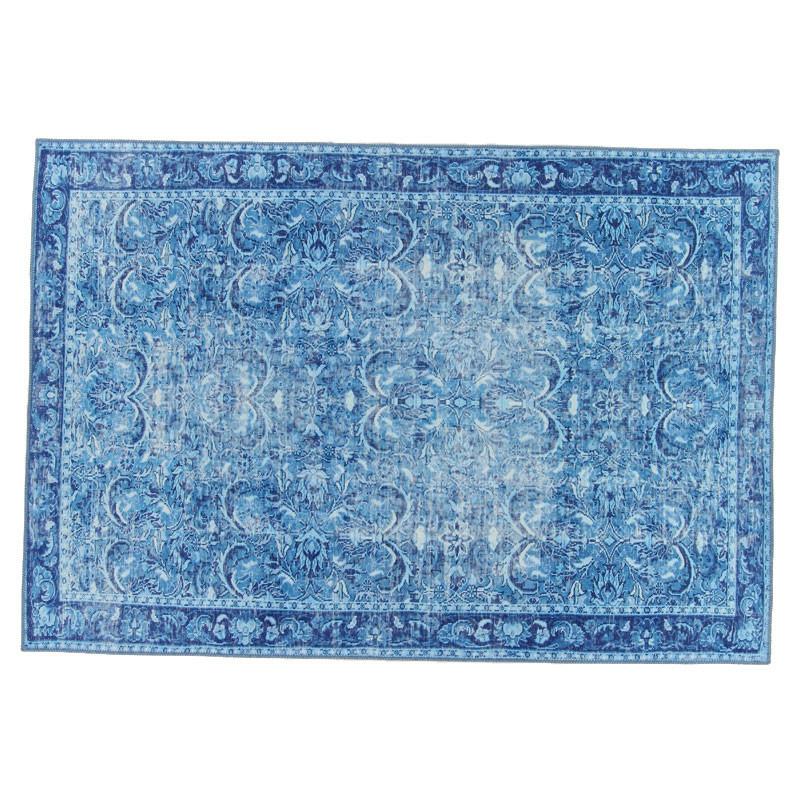 Tapis persan Tissu bleu 190*290 - PICTONIA