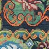 Tapis réversible Roses 160*230 - CENTIFOLIA