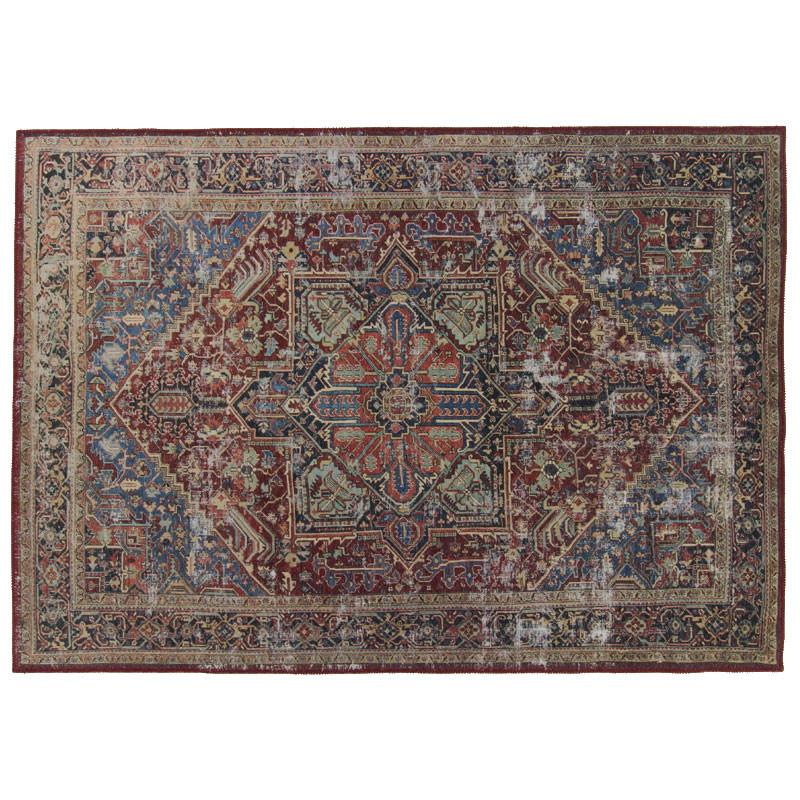 Tapis persan Tissu multicolore 190*290 - CHELTONIA
