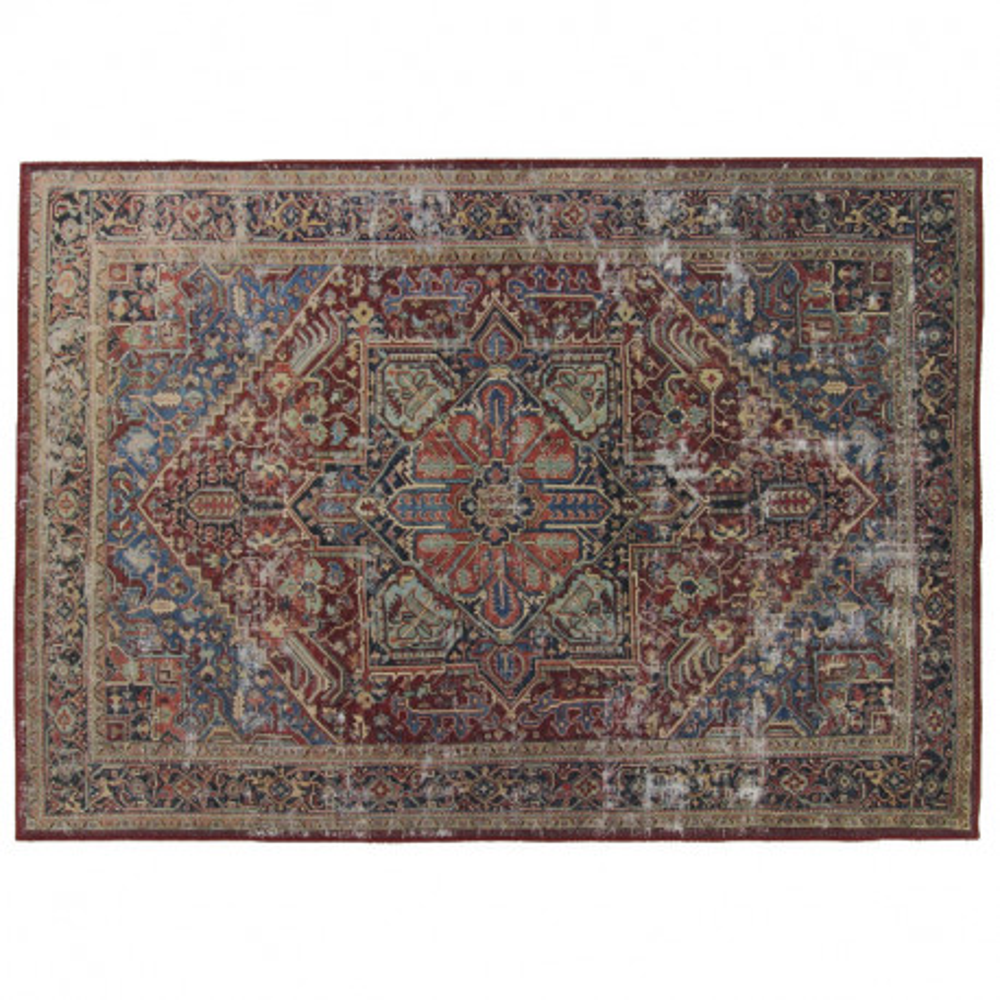 Tapis persan Tissu multicolore 160*230 - CHELTONIA