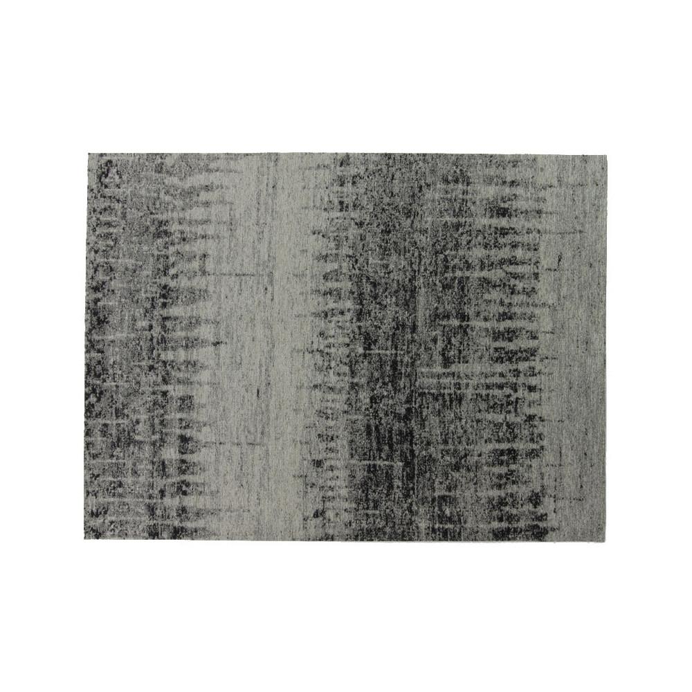 Tapis tissu gris 200*300 - BORKINIA