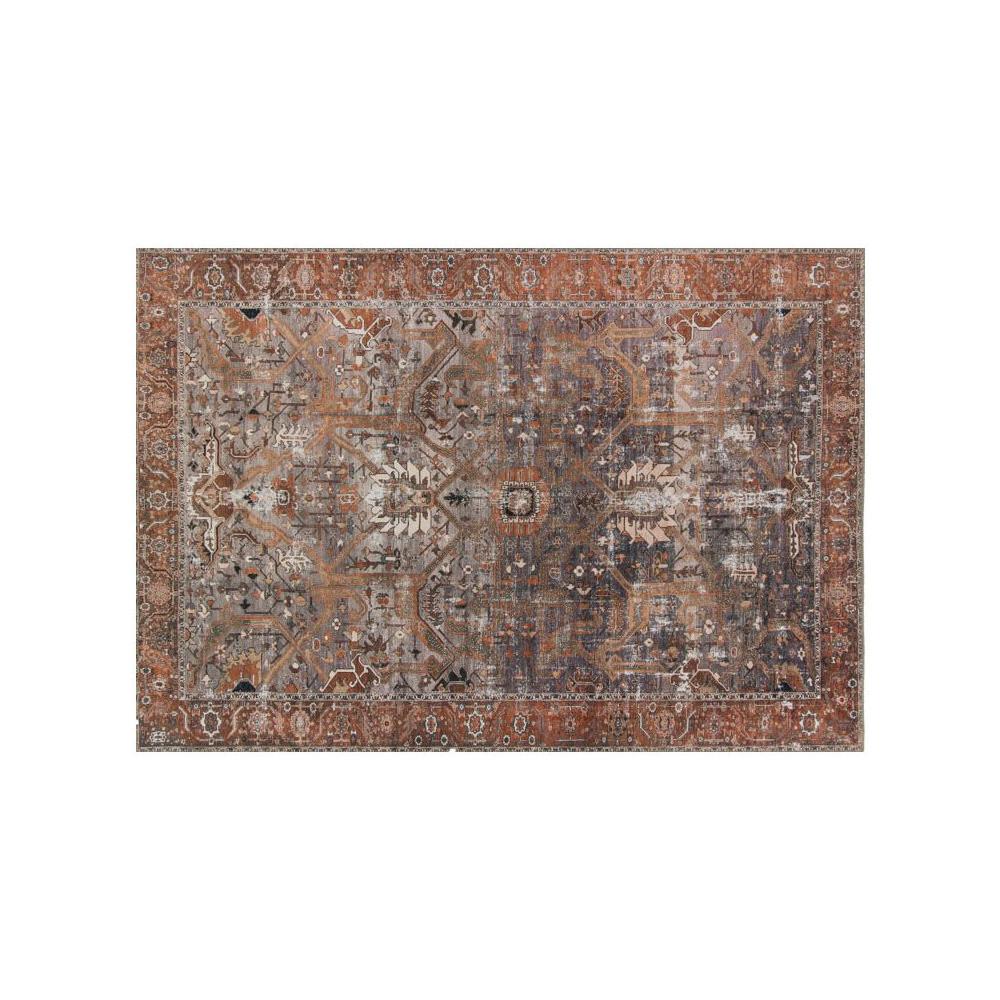 Tapis persan Tissu marron 160*230 - DENIZLI