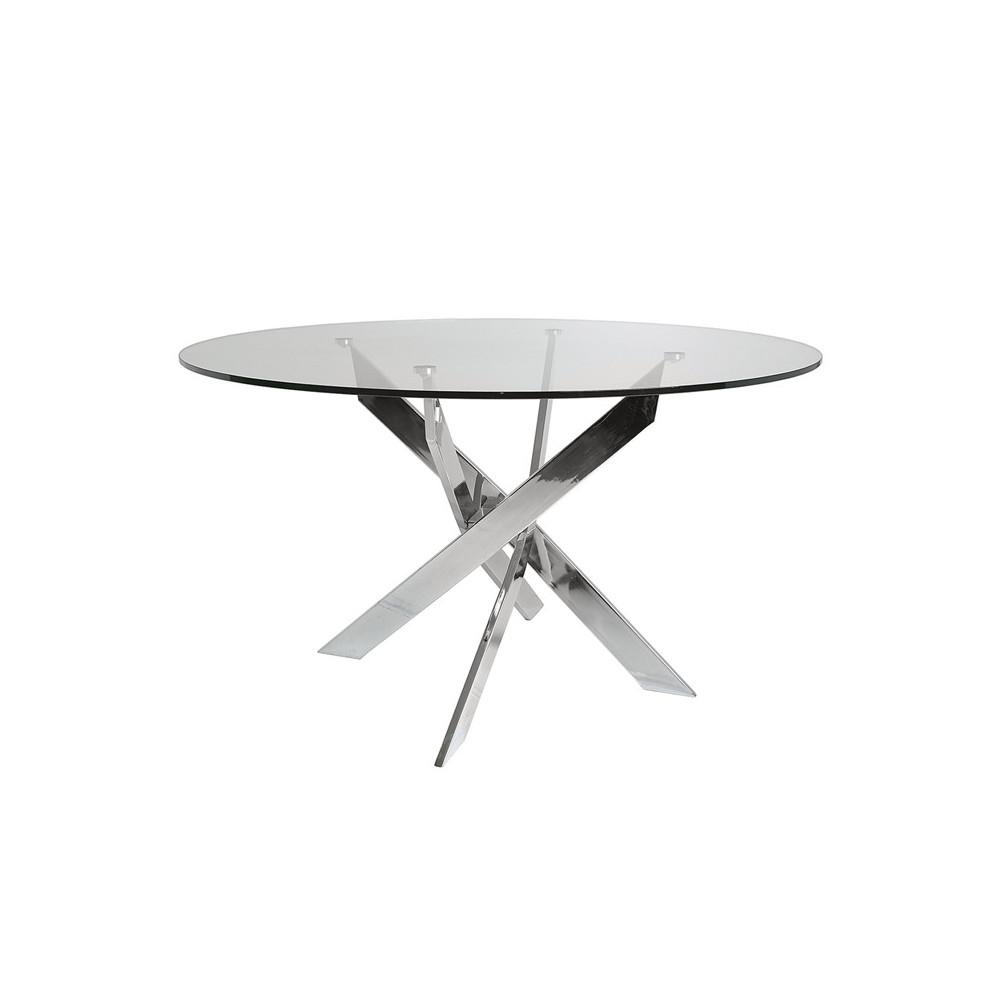 Table de repas ronde 140 cm - FAXOU
