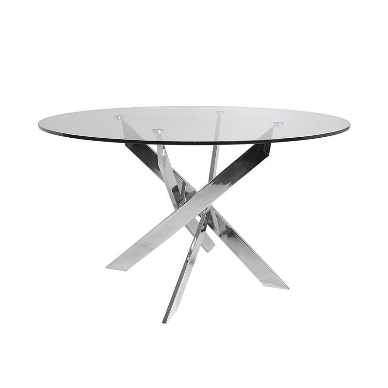Table de repas ronde 120 cm - FAXOU