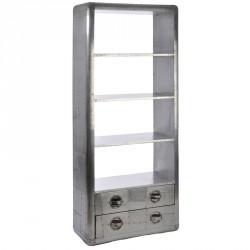 Bibliothèque métal - AERO