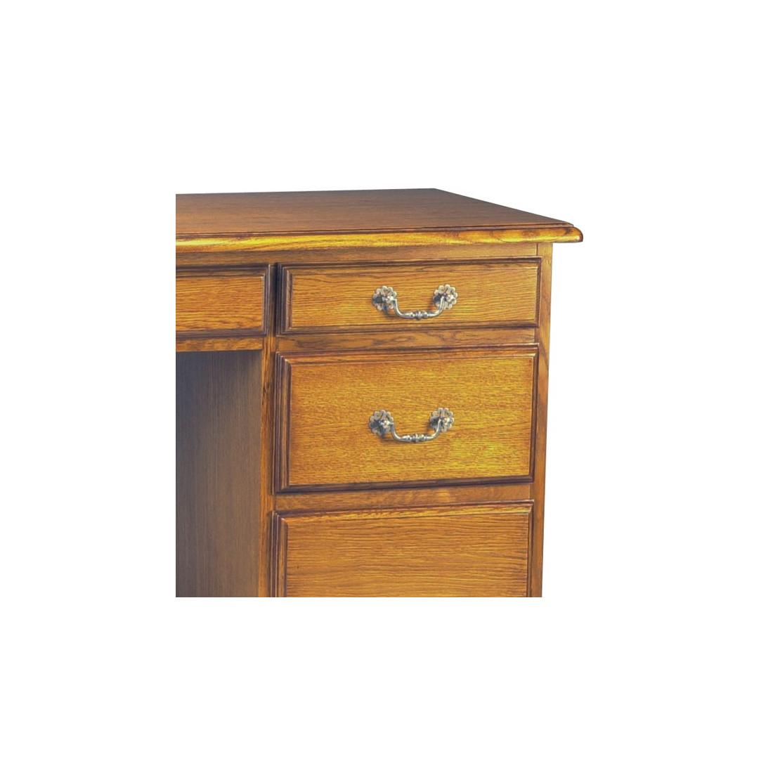 bureau 4 tiroirs antoine univers bureau tousmesmeubles