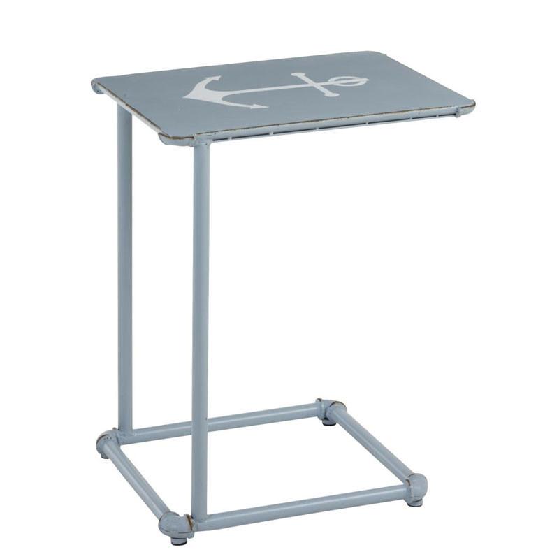 Table d'appoint Métal jean - HANNUT