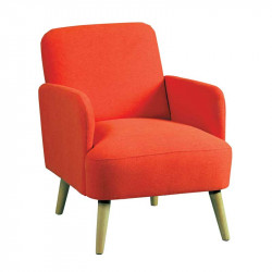 Fauteuil Orange style Scandinave - BODO