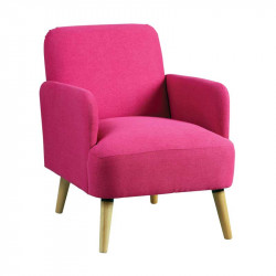 Fauteuil Rose style Scandinave - BODO