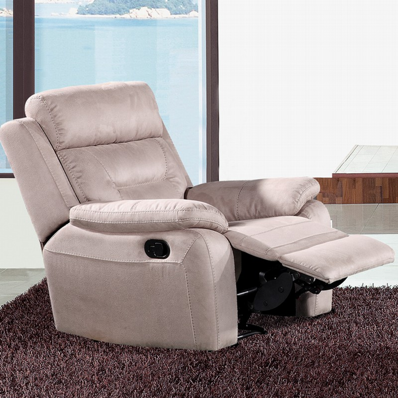 fauteuil relax lectrique microfibre accio univers des assises tousmesmeubles. Black Bedroom Furniture Sets. Home Design Ideas