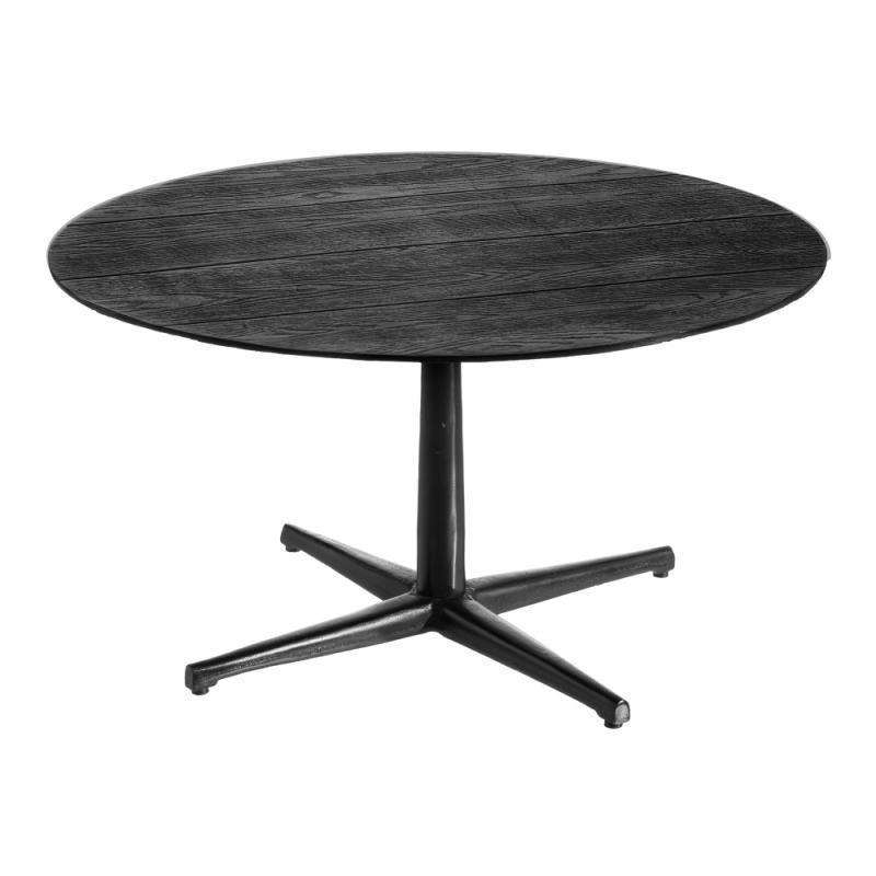 Table basse ronde Noir - ZOTA