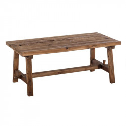 Table basse rectangulaire Bois - FENYO
