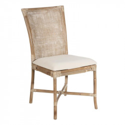 Chaise en rotin Naturel - FYSI