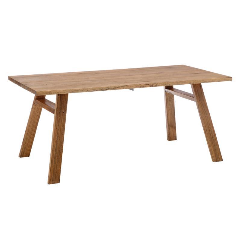 Table de repas 180 cm Bois - RUSSU