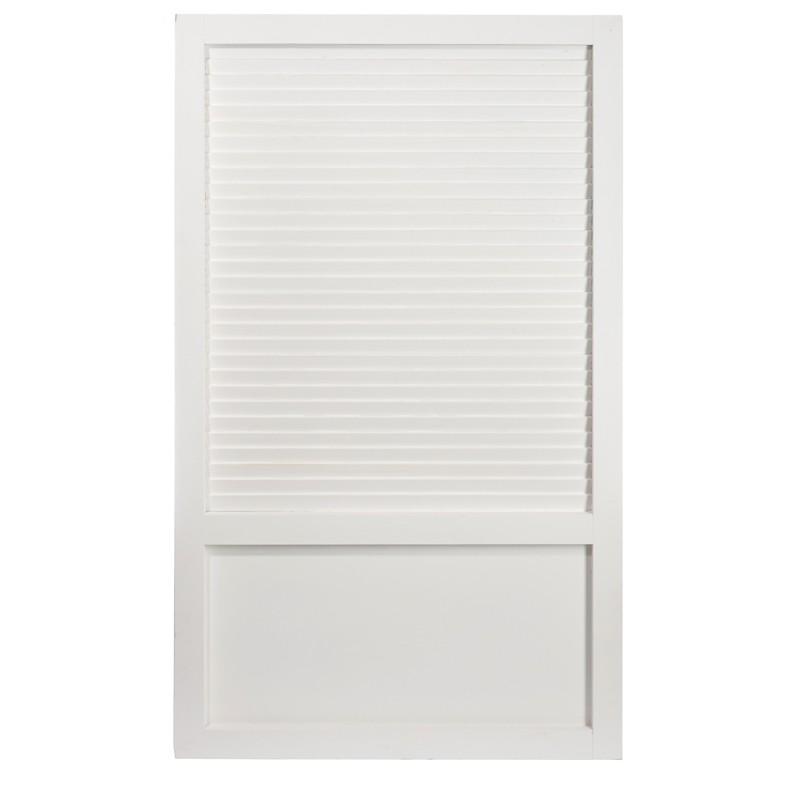 Tête de lit Blanc - BOUDEBOIS - L 90 x l 4 x H 150