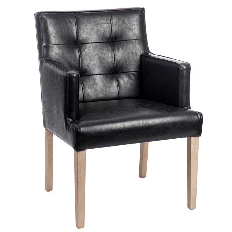 Prix des chaises cuisine 25 for Chaise bois noir