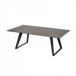 Table basse rectangulaire Céramique anthracite - OTHON