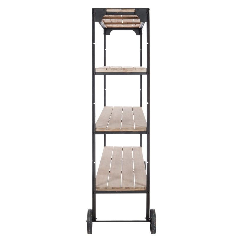 etagere metal pas cher etagere bois metal pas cher id es. Black Bedroom Furniture Sets. Home Design Ideas