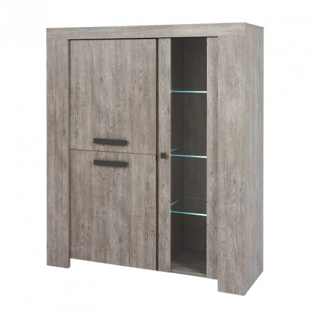 armoire de salon jacco univers de la salle manger. Black Bedroom Furniture Sets. Home Design Ideas