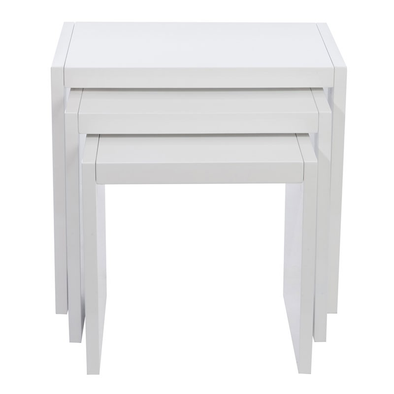 Best Table Jardin Bois Laque Blanc Pictures - Awesome Interior Home ...