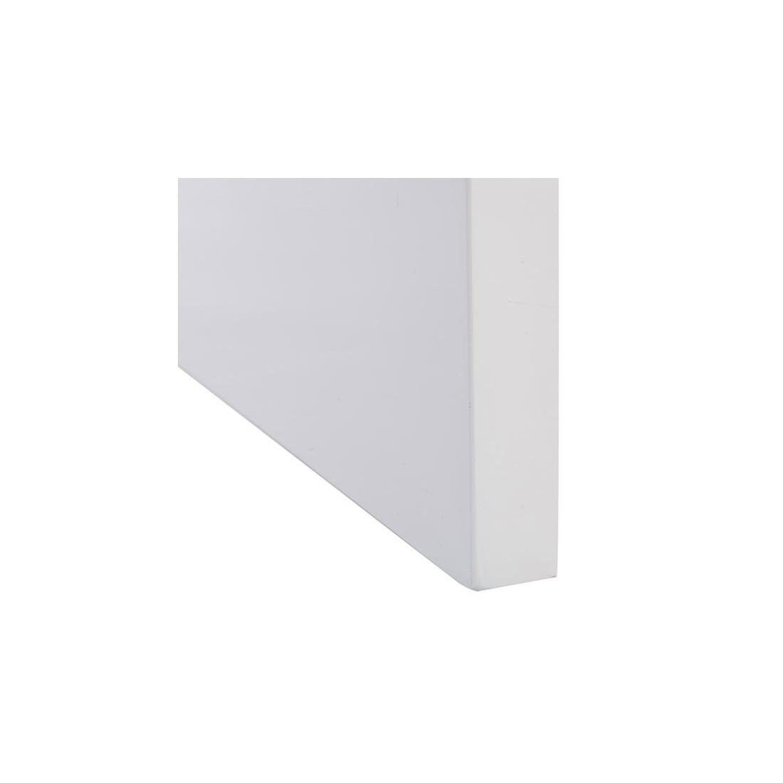 Tables gigognes laqué Blanc ISABELLE - Univers Salon : Tousmesmeubles