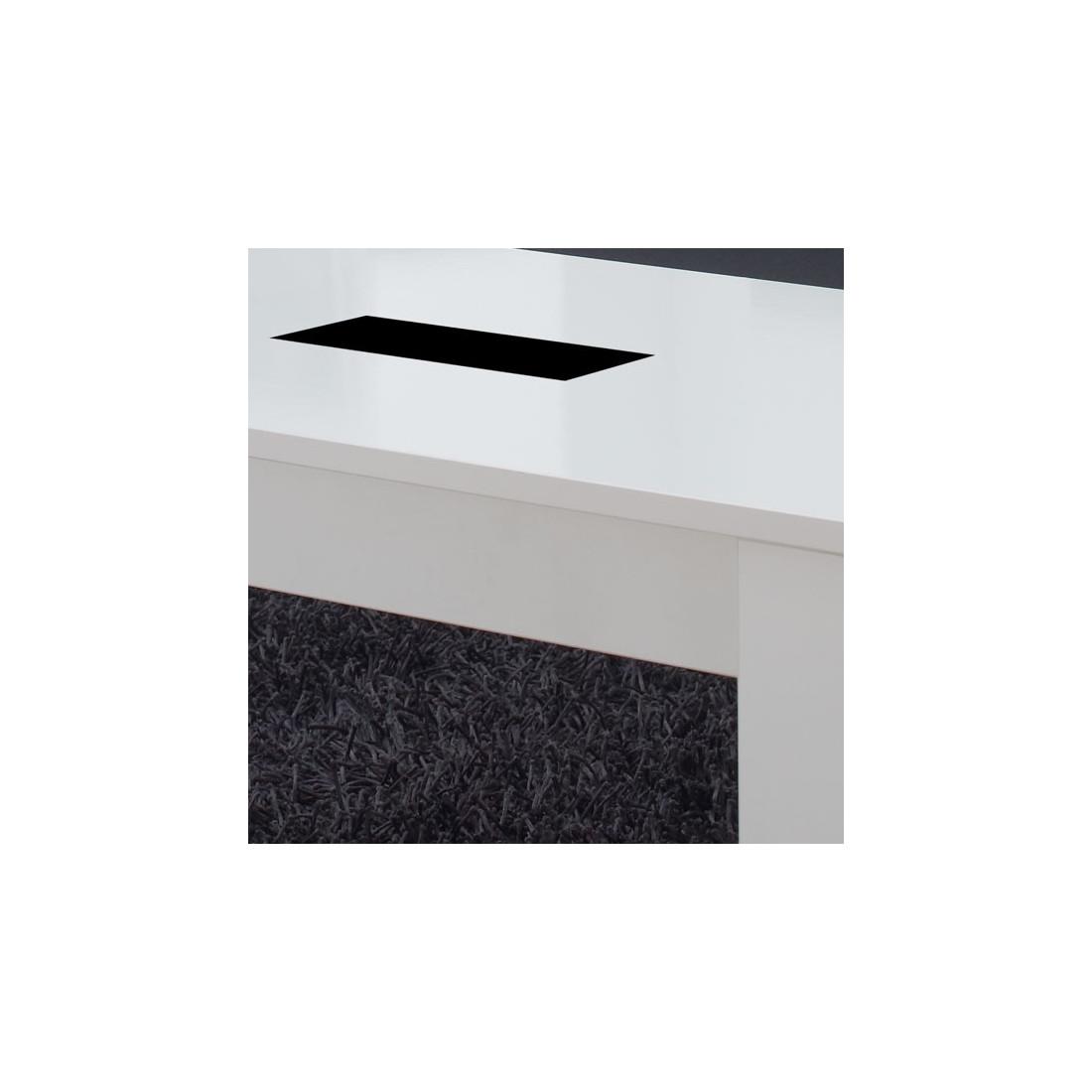 table basse blanche relevable moderne n 1 mysia univers. Black Bedroom Furniture Sets. Home Design Ideas