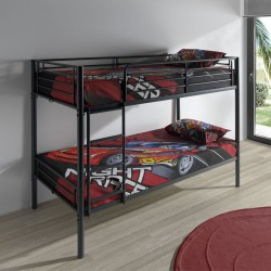 lits enfants chambre literie meubles tousmesmeubles. Black Bedroom Furniture Sets. Home Design Ideas