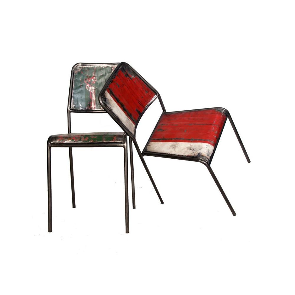 Duo de chaises