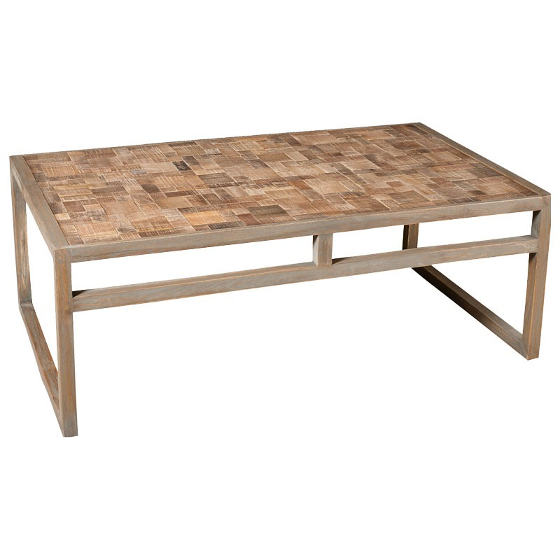 Table basse exterieur acacia for Achat table exterieur