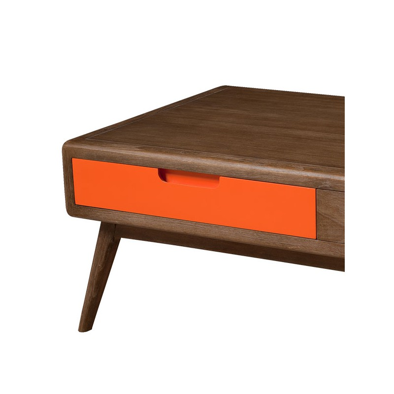 Table basse orange  Tables basses  Comparer les prix sur choozen