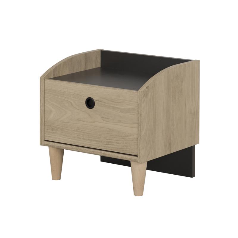 Table de chevet 1 tiroir CHANA