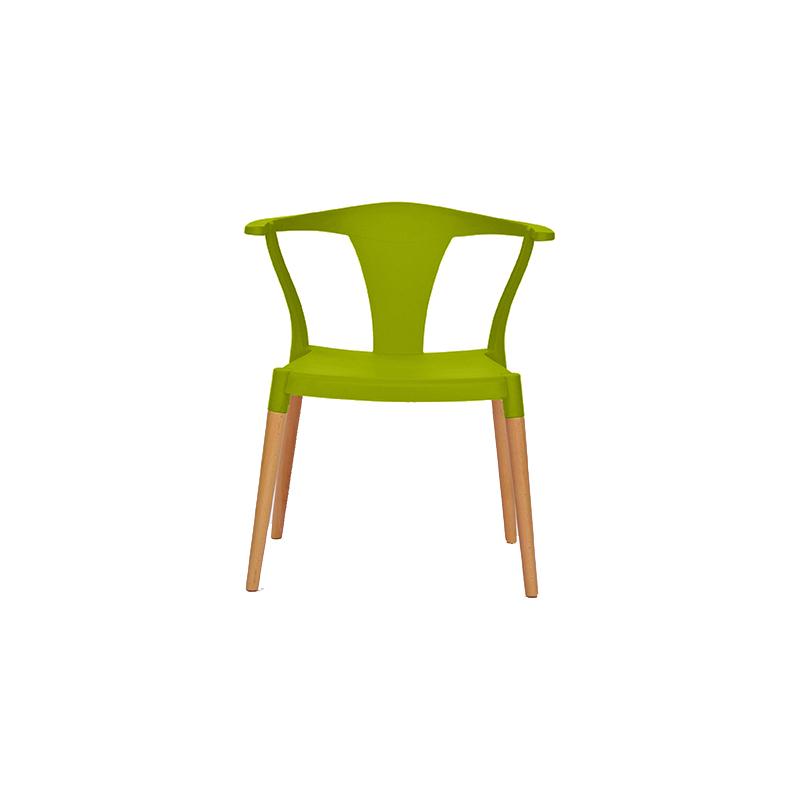 Quatuor de chaises Pistache TARB