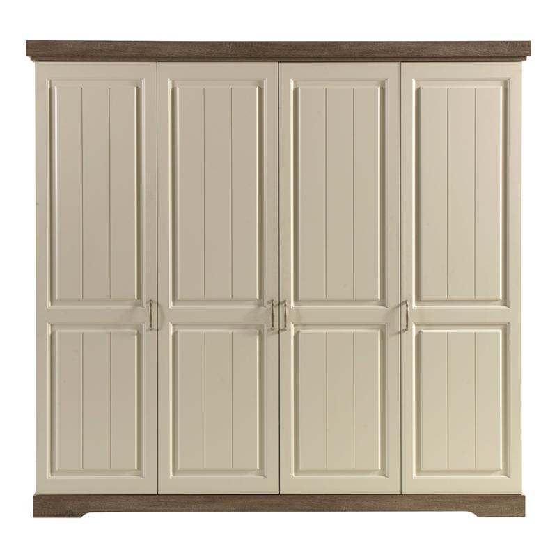 Armoire 4 portes TIVA