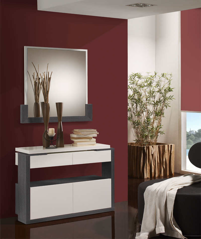 meubles entree moderne awesome bois console couloir avec meubles pour entre with meubles entree. Black Bedroom Furniture Sets. Home Design Ideas