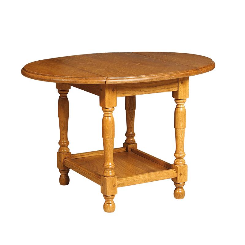 Petite table pliable en Chêne BERICHON