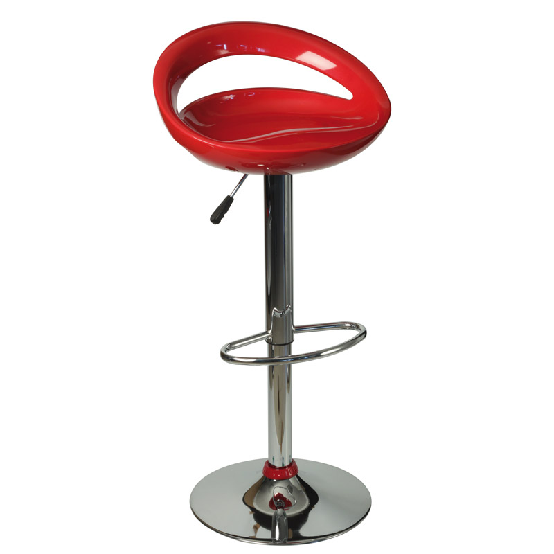 Tabouret FLAP rouge